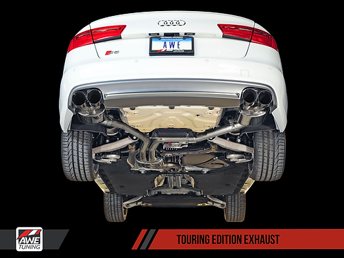 AWE Tuning Audi S6 & S7 Exhaust Suite for Audi S7 2016 Sedan 4.0T