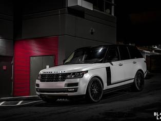 Range Rover Full Size