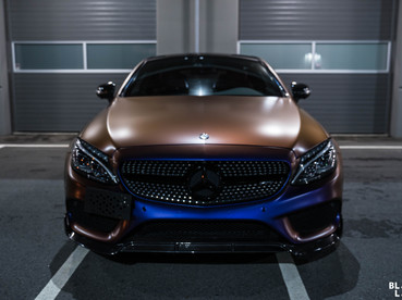 Mercedes C43 AMG Coupe