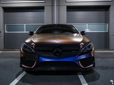Mercedes C43 Coupe
