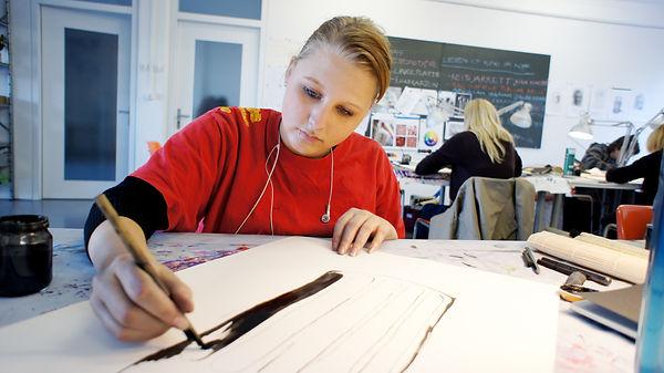 Invers Schule für Gestaltung Olten und Bern
