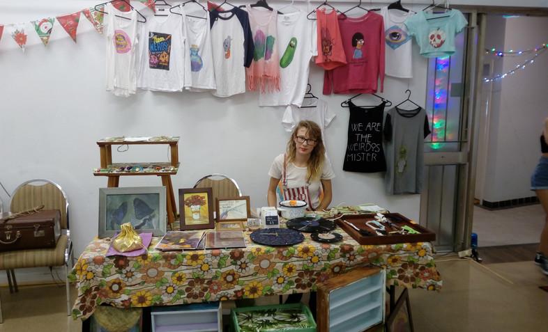 AHEPA Maker Market!