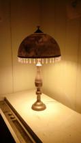SOLD - Globe Lamp