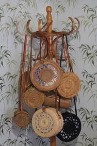 Balinese Woven Bags