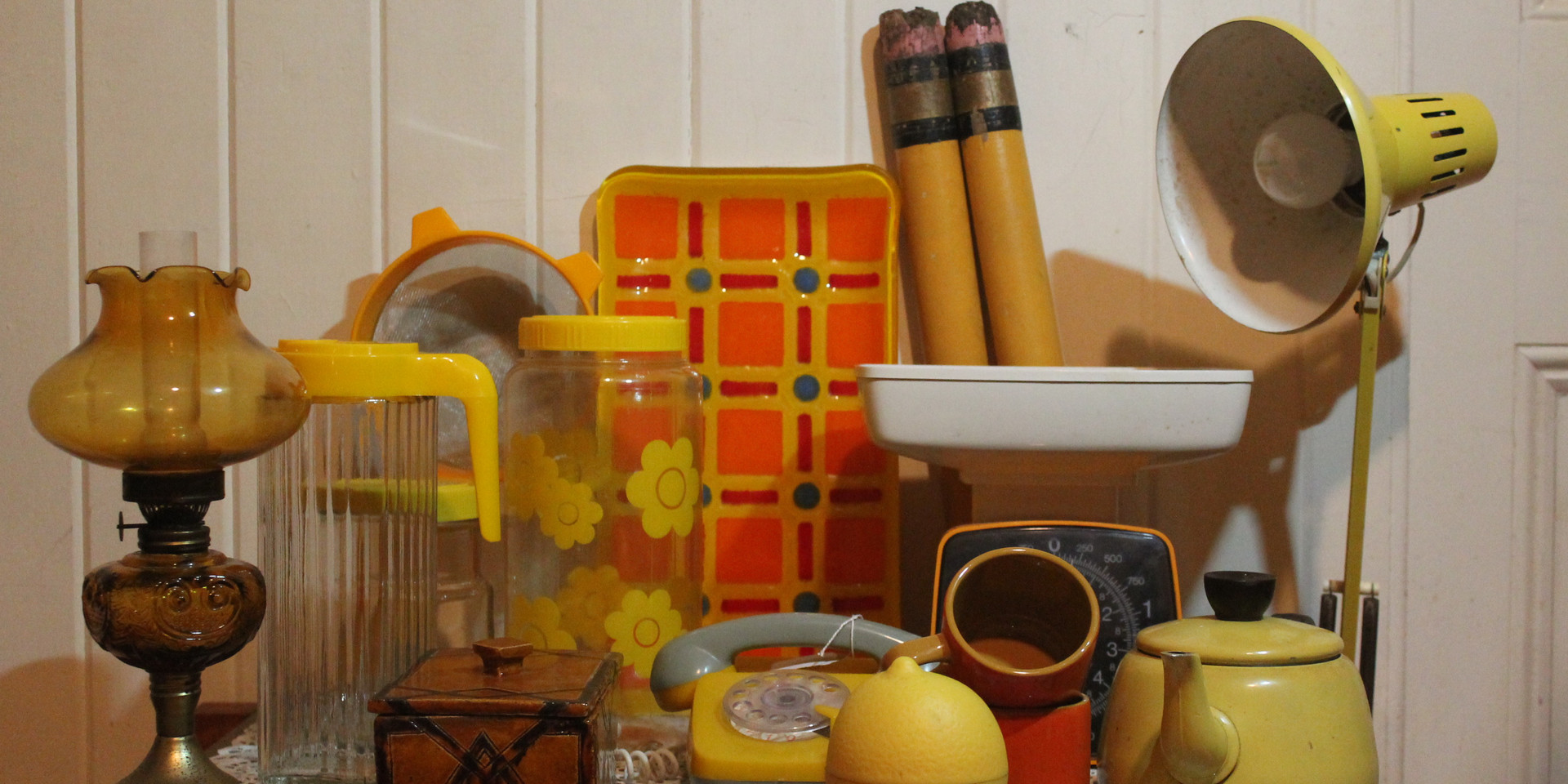 Yellow and orange fever!