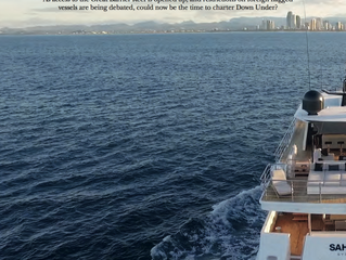 Chartering in Australia - The Superyacht Owner