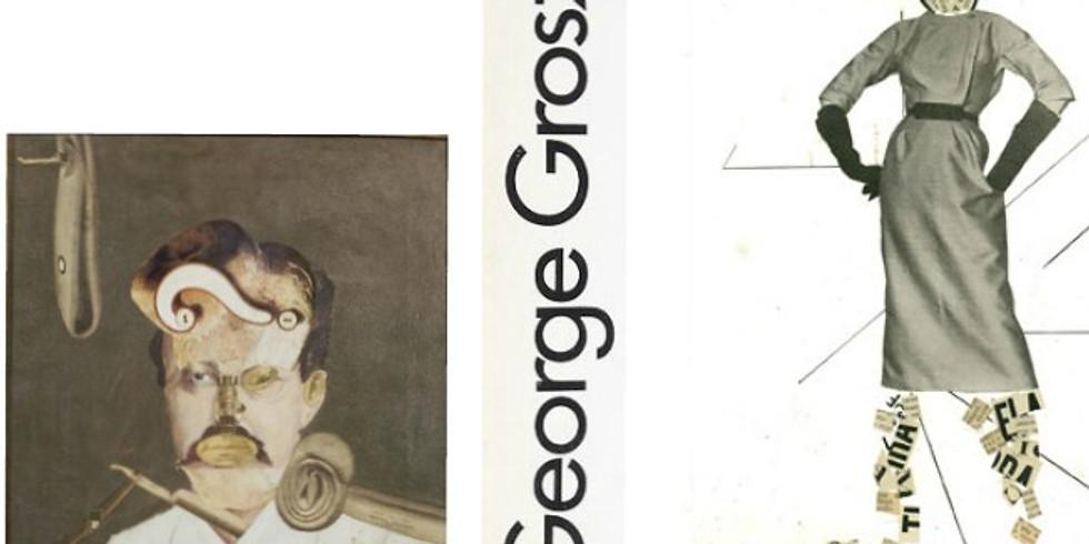 Беспощадно обожаемое ДАDA. Георг Гросс: оптимистическая лекция о мизантропии.