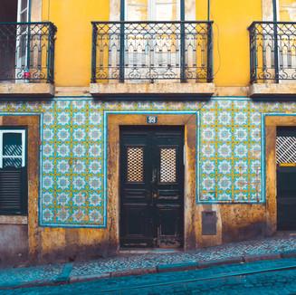 Typisch Portugese Casa