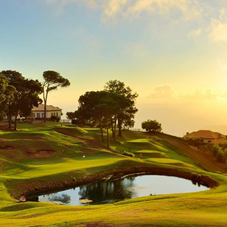 Golfbaan in Portugal