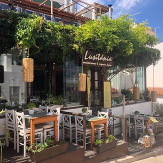 Restaurant Lusitania - Alvor