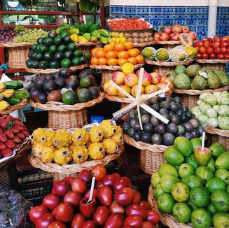 Markt in Portugal