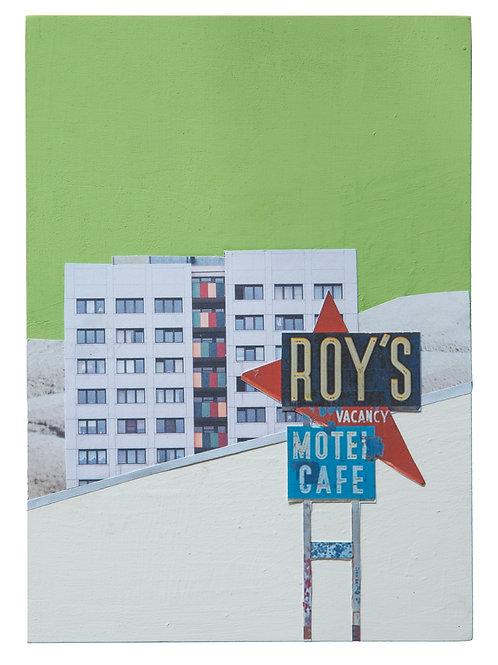 Roy's collage