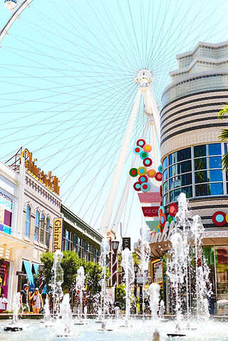 Link promenade Las Vegas