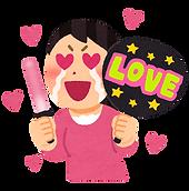 idol_fan_penlight_uchiwa_woman.png