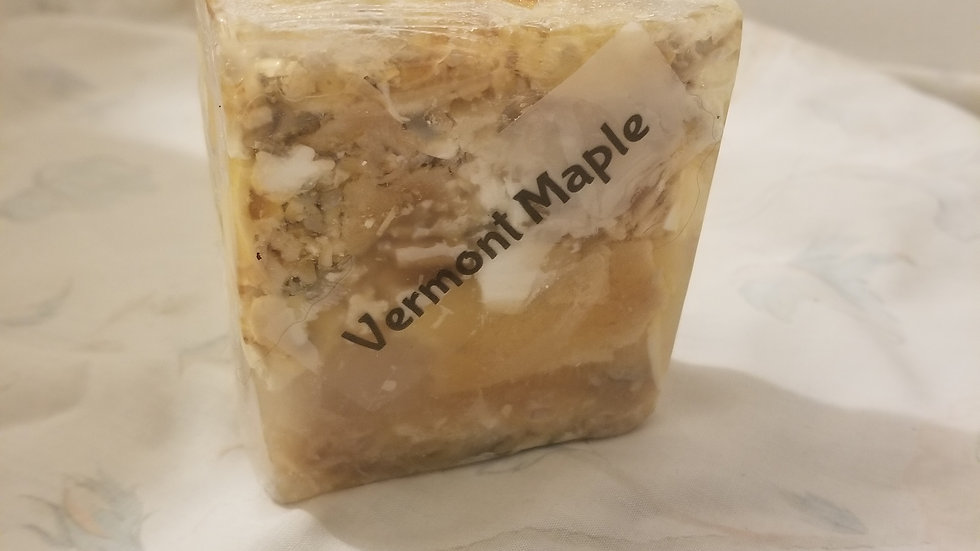 Vermont Maple Slice-Medium