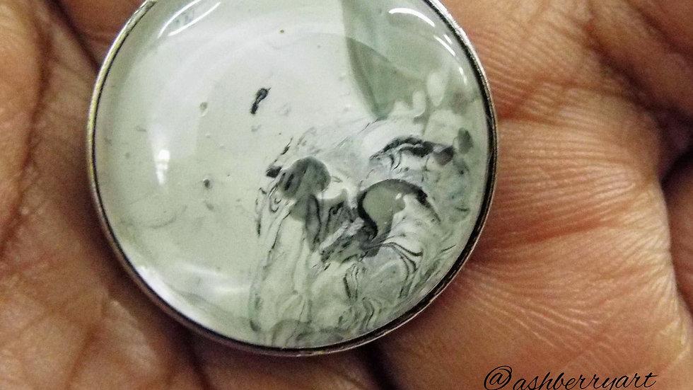 Acrylic Skin Pendant 10
