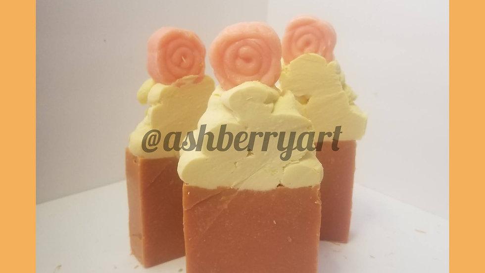 Orange Ginger Slice-Large