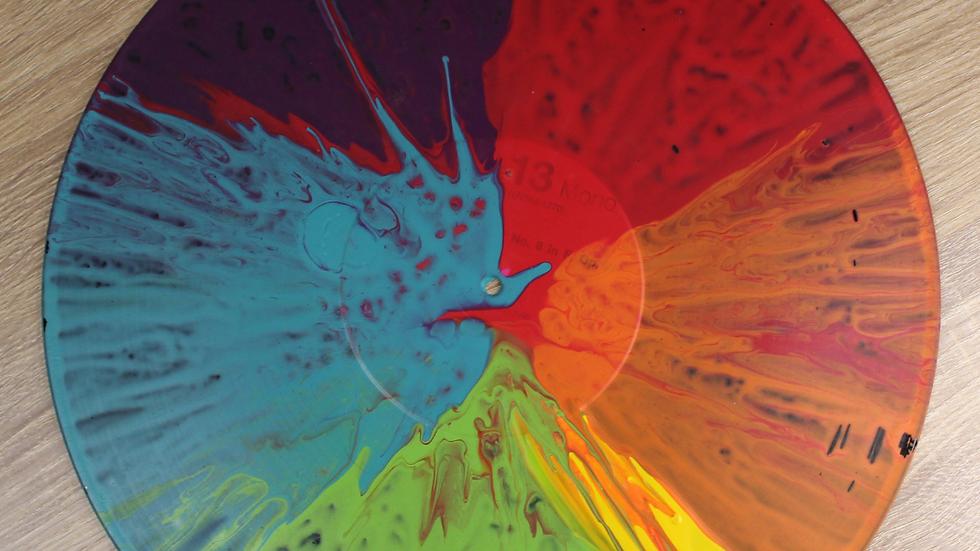 (12) Rainbow 1