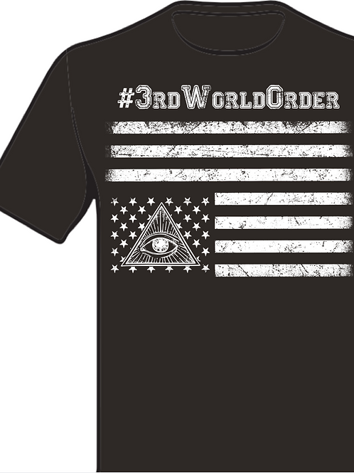 #3rdWorldOrder Classic Tee