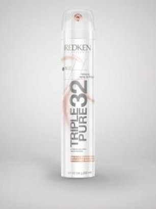 RedKen Triple Pure 32 Natural Fragrance Hairspray