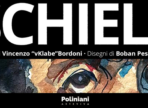 """Boban Pesov e """"Schiele"""" di vKlabe"""