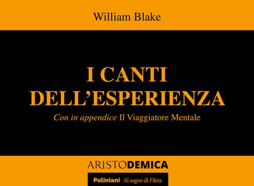William Blake raddoppia con ARISTODEMICA
