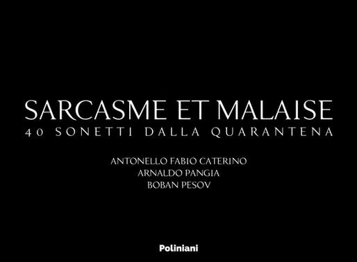 """""""Sarcasme et Malaise"""", i sonetti del male."""