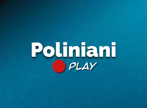 """""""Poliniani Play"""", il canale sui temi dell'attualità editoriale e culturale."""