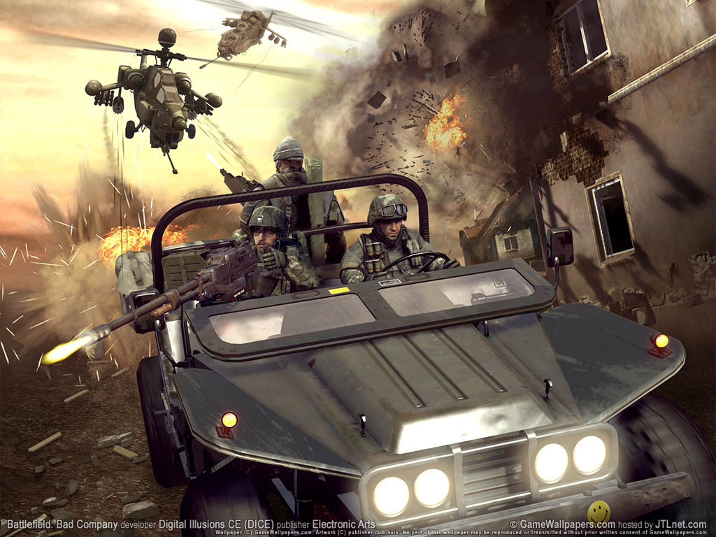 battlefield bad company 1