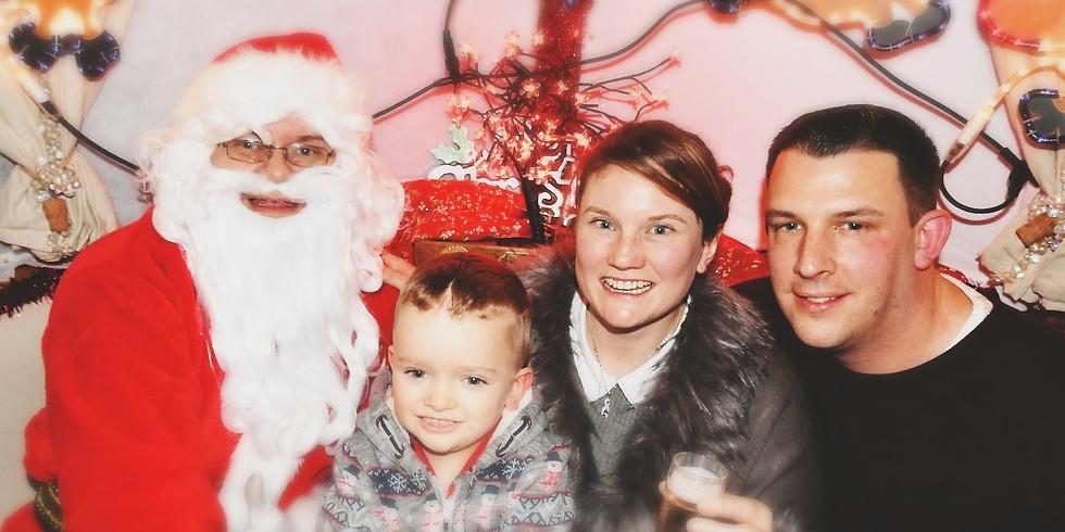 Santa Cruises Christmas Eve