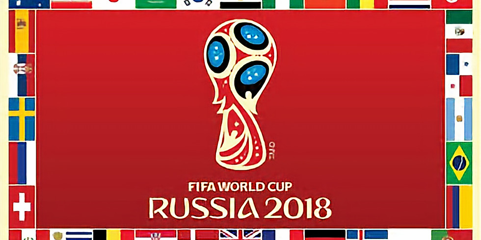 World Cup Cruise - England v Panama