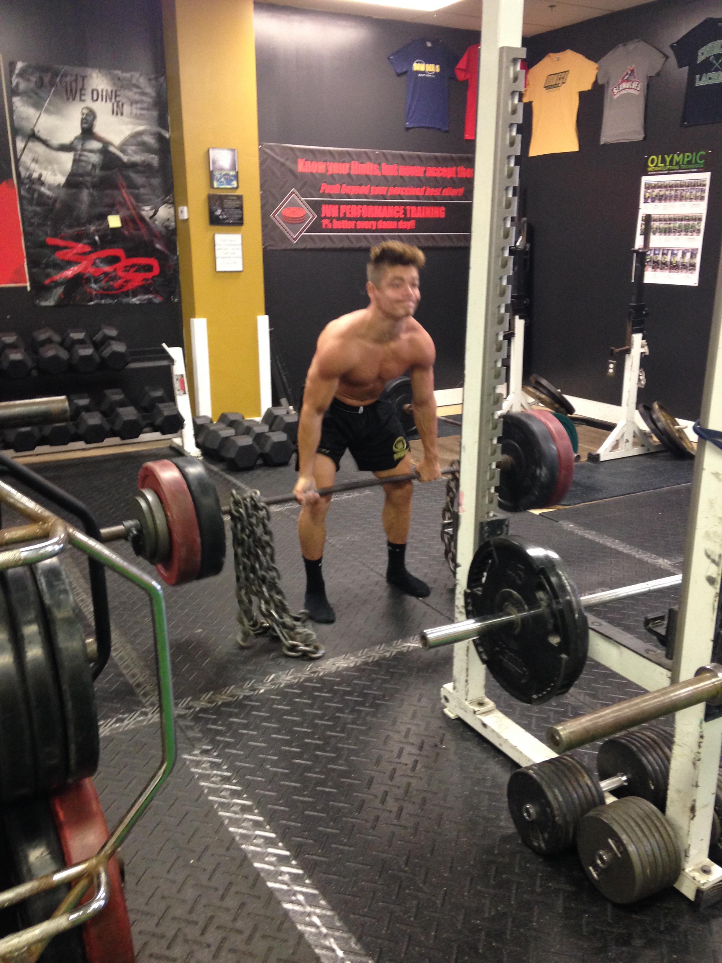 JVH Performance Training