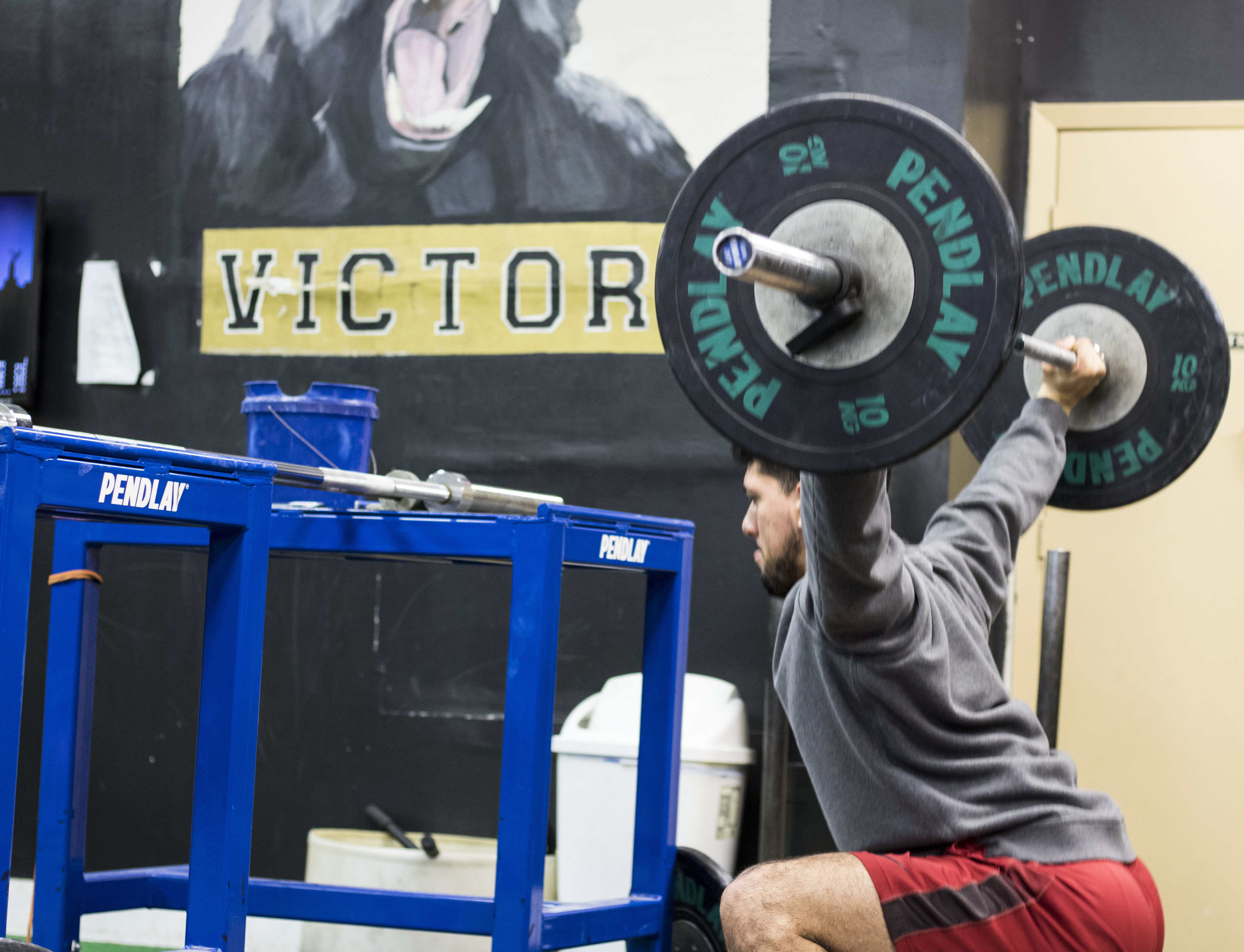 JVH Olympic Weightlifting