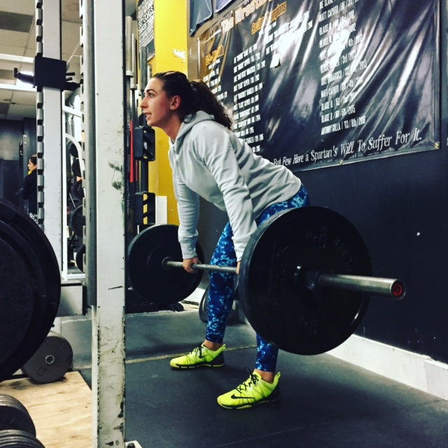 JVH Babes Olympic Weightlifting