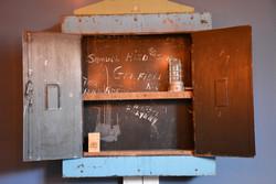 Electrical Box Bar Cabinet