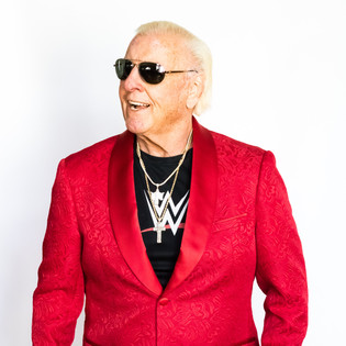 Ric Flair Portrait
