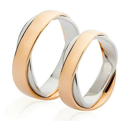 Обручальные кольца 338 Цена 19 300 грн