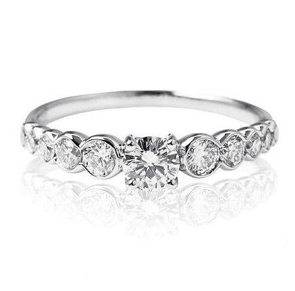 Помолвочное кольцо 758 Цена 4 500 грн