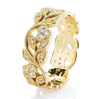 Обручальное кольцо 1124 Цена 7 600 грн