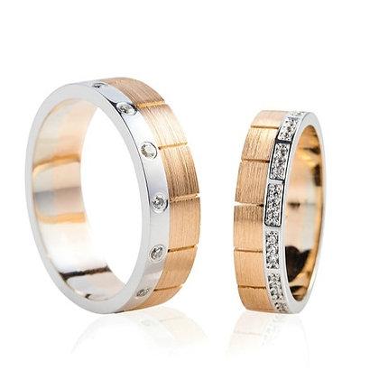 Обручальные кольца 027 Цена 18 700 грн