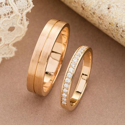 Обручальные кольца 2002 Цена 13 900 грн