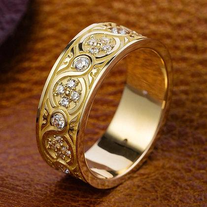 Обручальное кольцо 288 Цена 10 400 грн