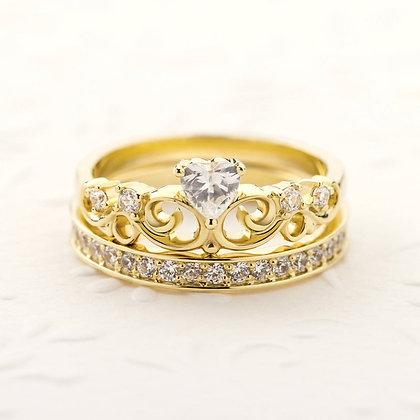 Помолвочное кольцо 717-3 Цена 8 000 грн