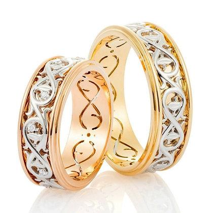 Обручальные кольца 030 Цена 24 900 грн