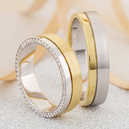 Обручальные кольца 3404 Цена 19 900 грн
