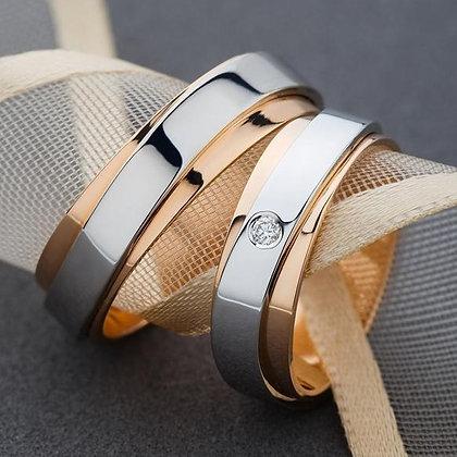 Обручальные кольца 3411 Цена 21 000 грн