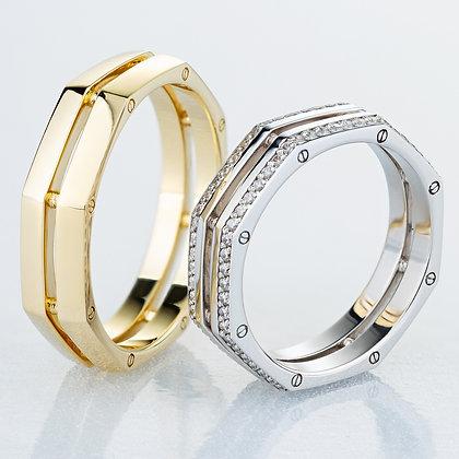 Обручальные кольца 287 Цена 20 300 грн
