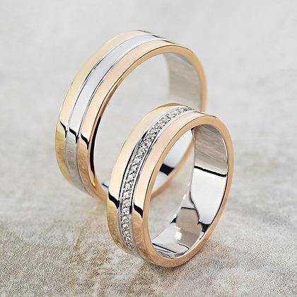Обручальные кольца 401 Цена 19 900 грн