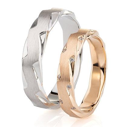 Обручальные кольца 015 Цена 15 500 грн