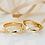 Thumbnail: Обручальные кольца 255 Цена 12 700 грн